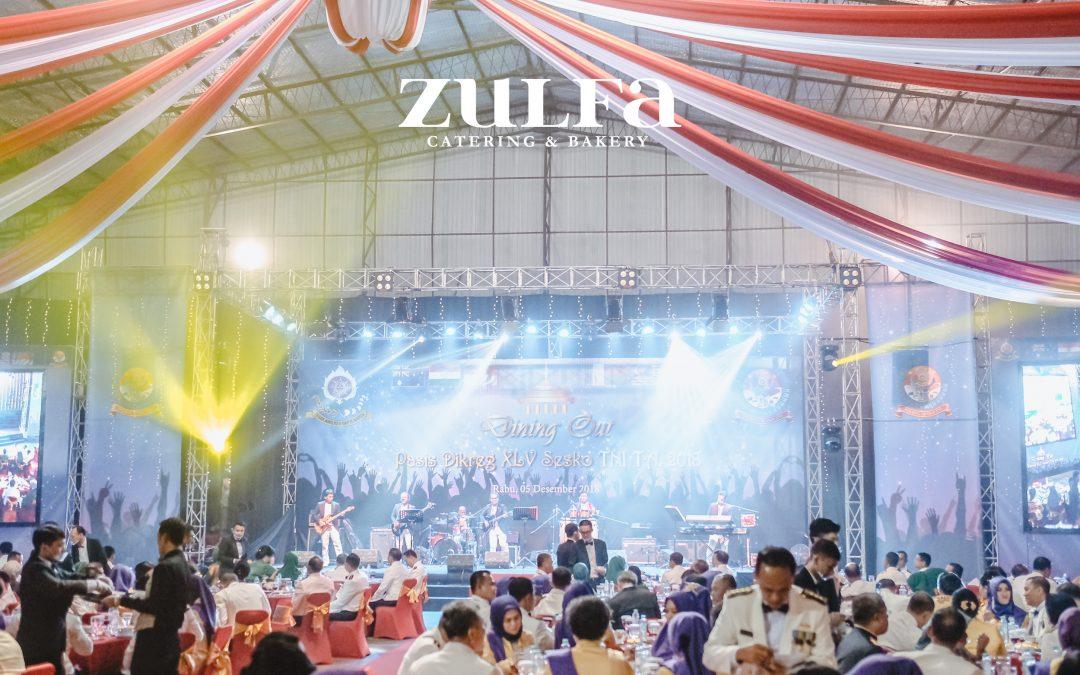 Dining Out Pasis Dikreg XLV Sesko TNI T.A. 2018